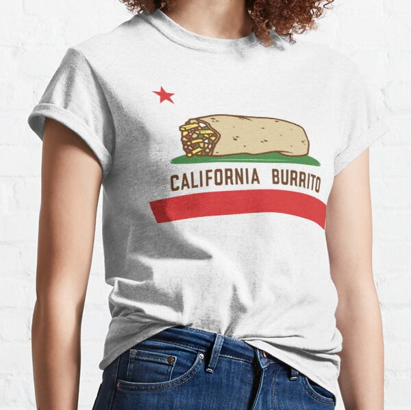 California Burrito Classic T-Shirt