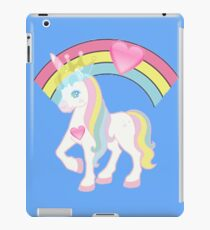 ich liebe Einhörner iPad-Hülle & Klebefolie