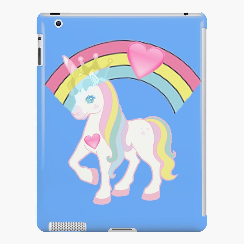 ich liebe Einhörner iPad-Hülle & Skin