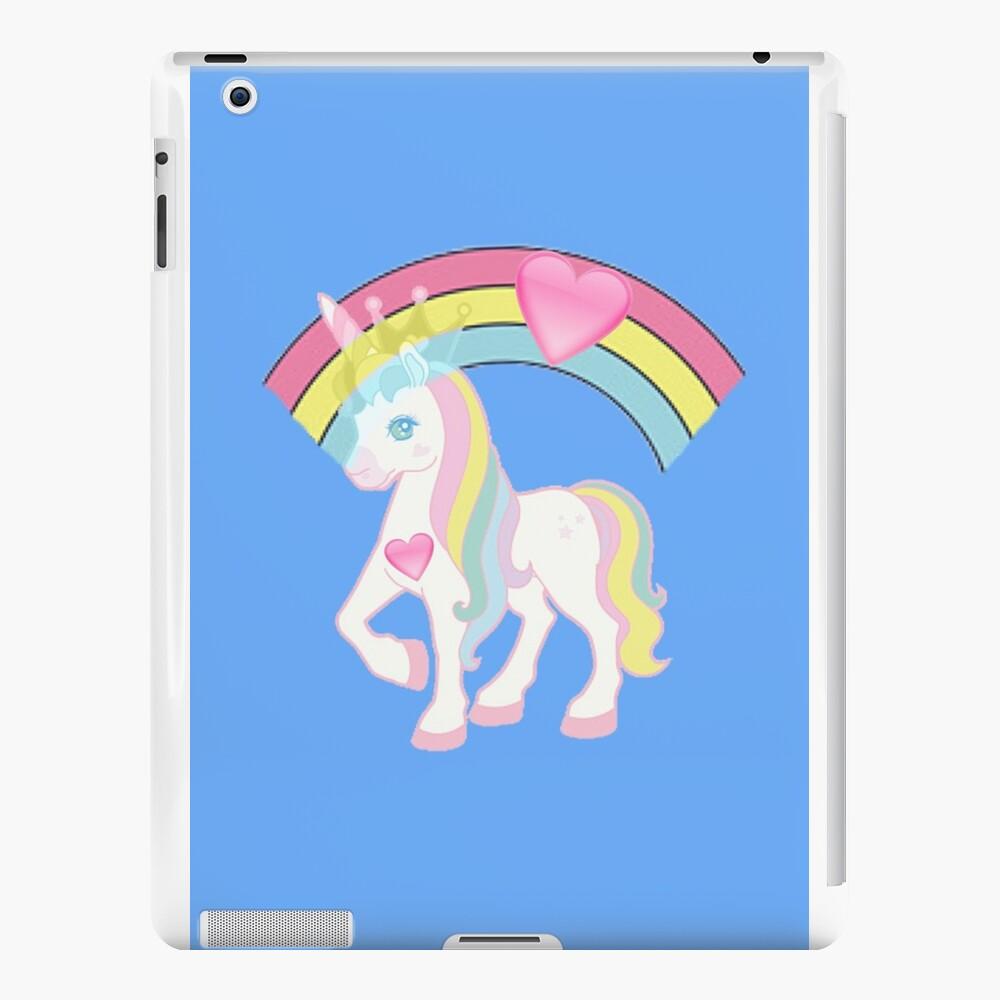 ich liebe Einhörner iPad-Hüllen & Klebefolien