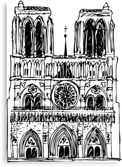 Notre Dame by siloto