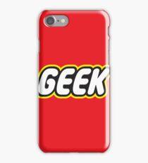 Brick Geek iPhone Case/Skin