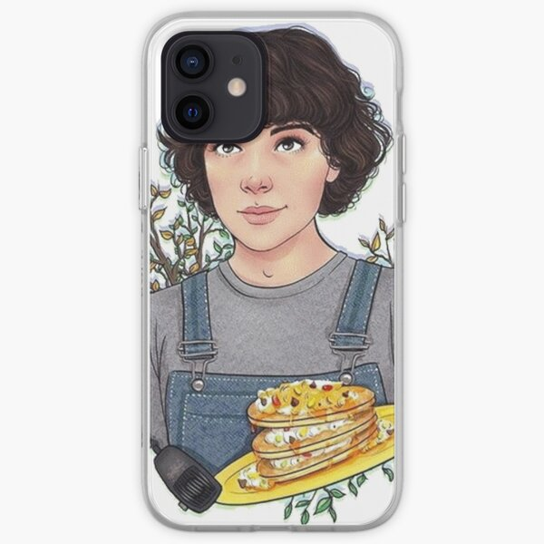 Eleven and waffles Coque souple iPhone