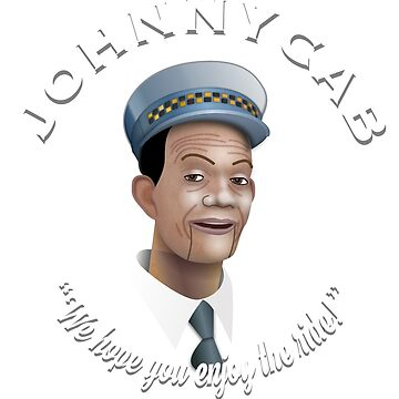 Johnnycab by solublepeter