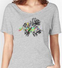 Camiseta ancha para mujer CRISPR Cas9