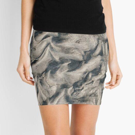 Patterns In Sand 4 Mini Skirt