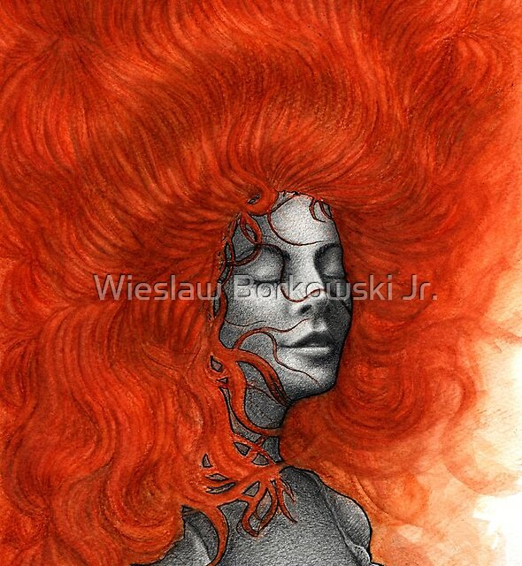 Awake the Inspiration by Wieslaw Borkowski Jr.