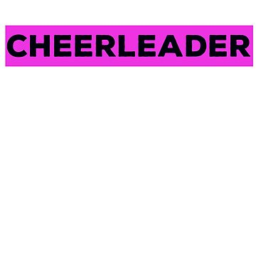 Cheerleader Mom, Cheerleader Mom Shirts, Cheerleader Gifts, Cheerleading Mom, Cheerleading Mom Shirt, Cheerleader Shirts, Cheerleading Shirt by mikevdv2001