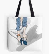 Kissable Tote Bag