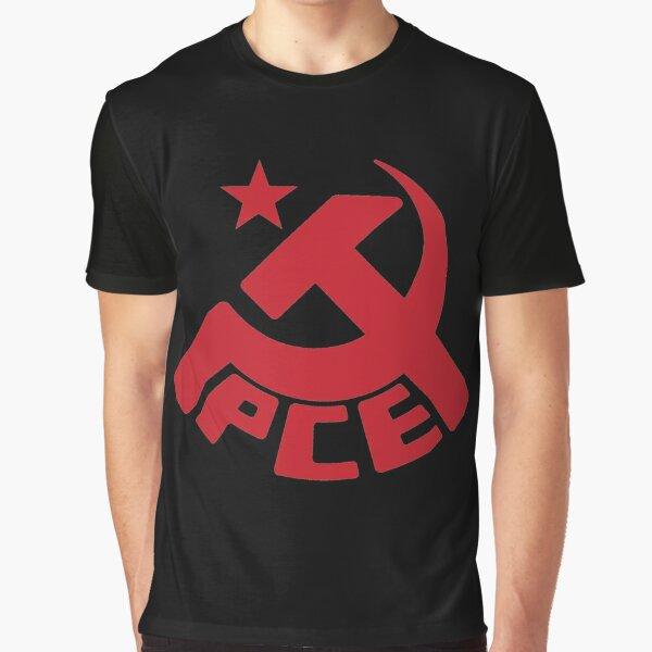 Partido Comunista de España Graphic T-Shirt