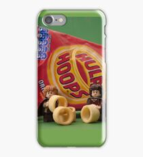 One hoop to rule them all iPhone Case/Skin
