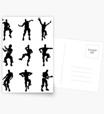 Epic Dance  Postcards