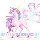Even Pretty Unicorns... by MissChatZ