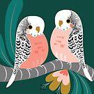 Love Birds by Emma Whitelaw