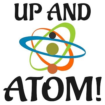 Up And Atom by ozdilh