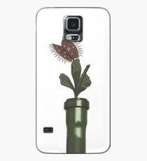 Mario Piranha Plant Botanical Illustration Case/Skin for Samsung Galaxy