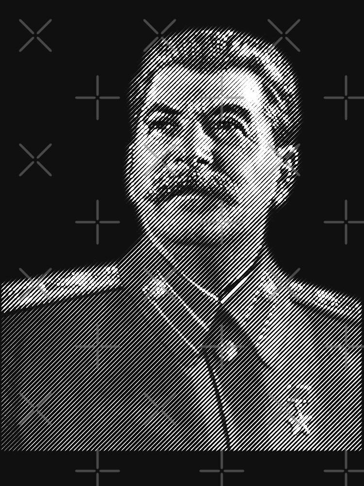 Josef Stalin by kislev