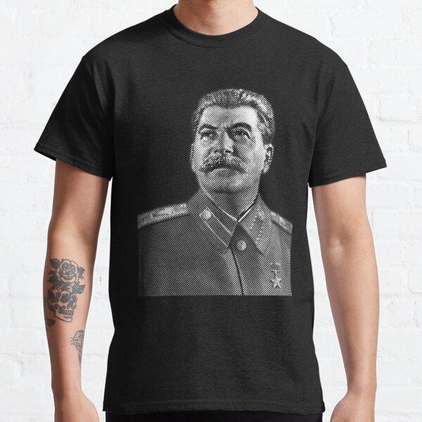 Josef Stalin, portrait  Classic T-Shirt