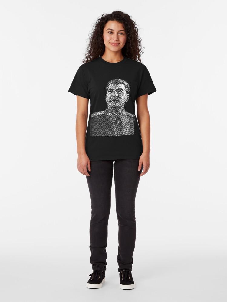 Alternate view of Josef Stalin Classic T-Shirt