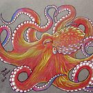 Octopus One by AngelaDeRiso