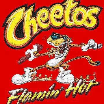 Flamin' Hot Cheetos by SoCalKid