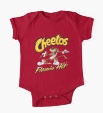 Flamin' Hot Cheetos Short Sleeve Baby One-Piece