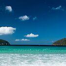 Pristine Waters - Fortescue Bay, Tasmania by Liam Byrne