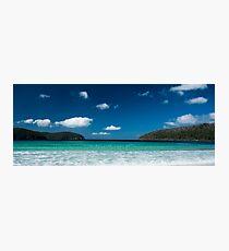 Pristine Waters - Fortescue Bay, Tasmania Photographic Print