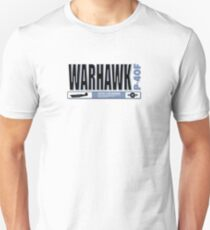 Warhawk fighter Unisex T-Shirt