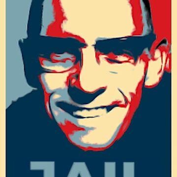 Foucault Jail  by jdylanrees