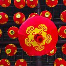 Red lampions by mabelle1973