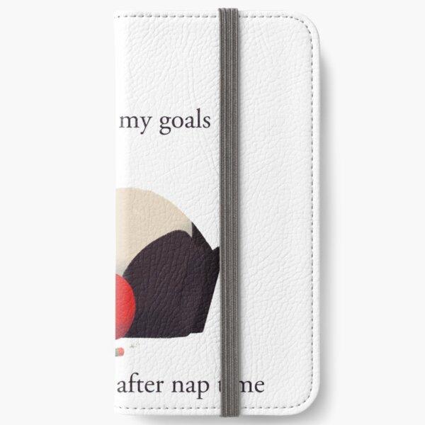 Ambition Panda iPhone Wallet
