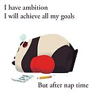 Ambition Panda by PunchingPandas