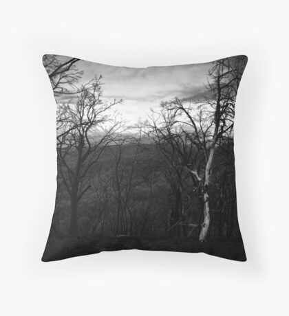 Marysville - Forest Throw Pillow