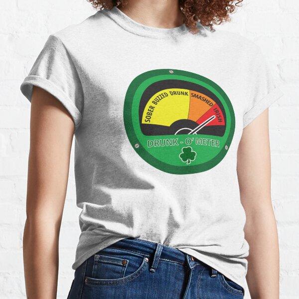 Ivre o mètre T-shirt classique