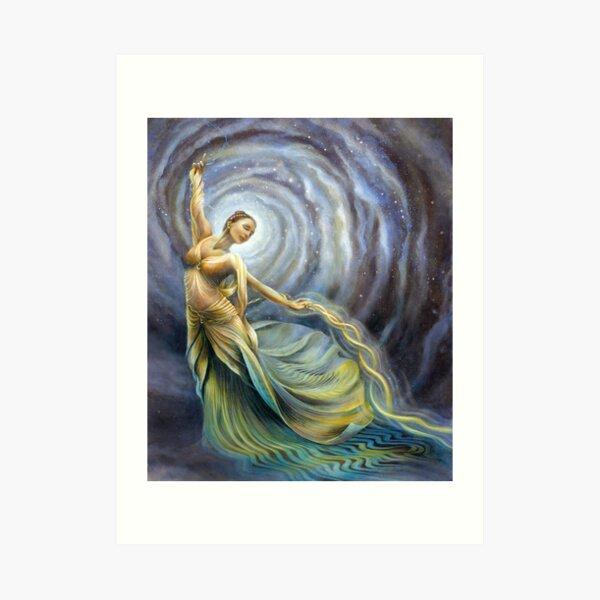 Dance of Creation Art Print