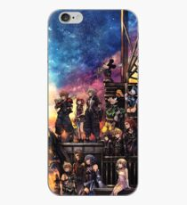 Kingdom hearts III iPhone Case
