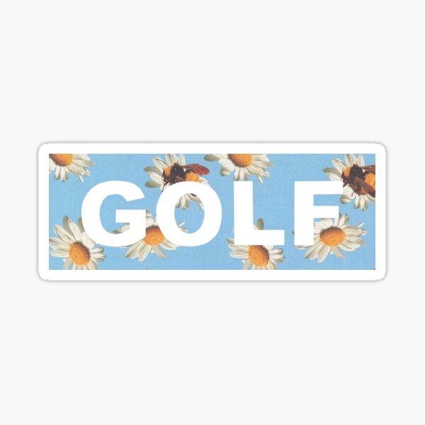 GOLF WANG Tyler the Creator FLOWER BOY BOX LOGO Sticker