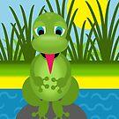 Frog by Emma Holmes