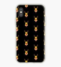 Little Yellow Christmas Duck iPhone Case