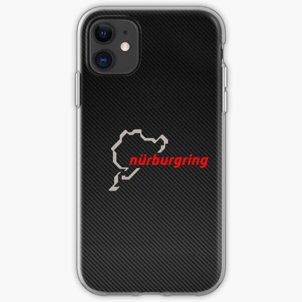 nurburgring iPhone Soft Case