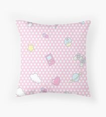 My occupations - Fairy Kei Throw Pillow