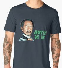 George Jefferson - Movin' On Up Men's Premium T-Shirt