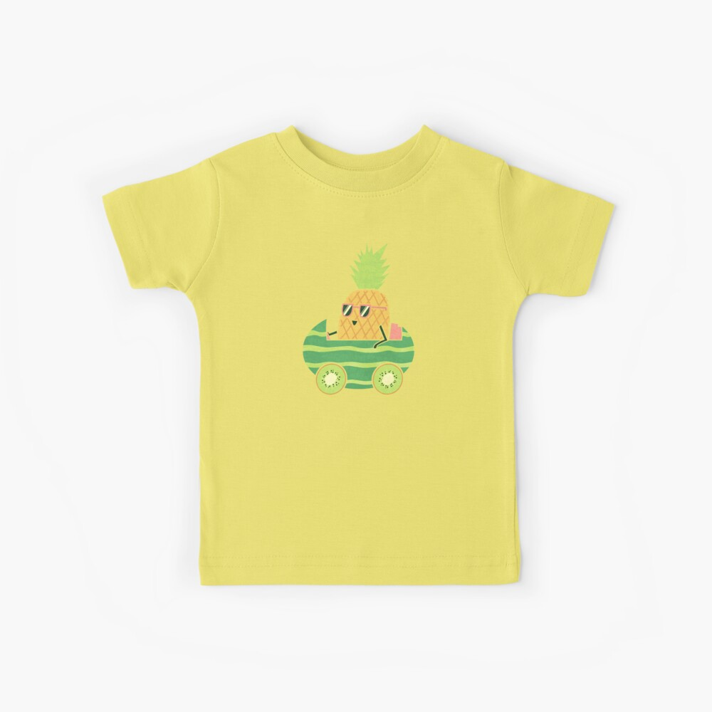 Summer Drive Kids T-Shirt