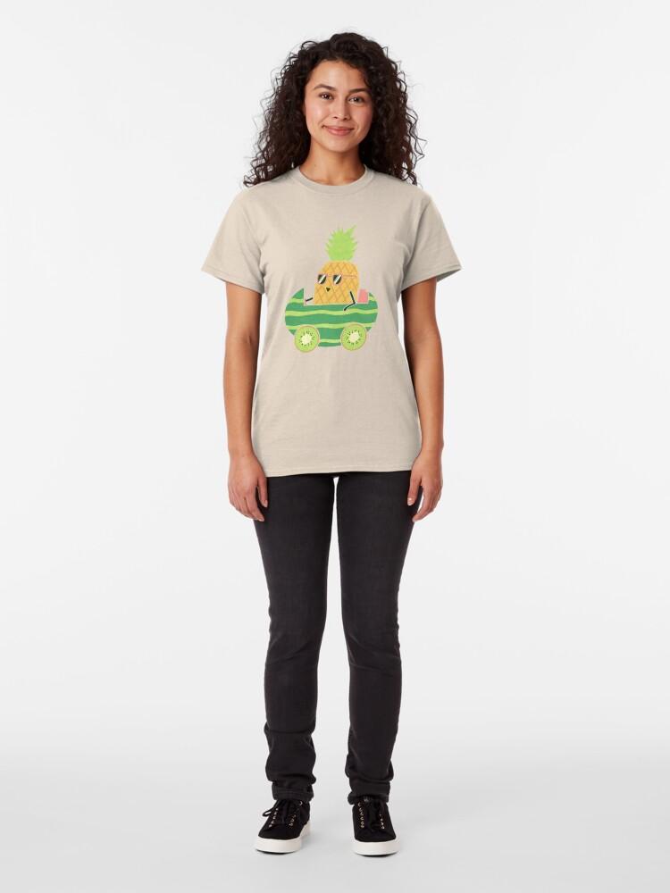 Alternate view of Summer Drive Classic T-Shirt