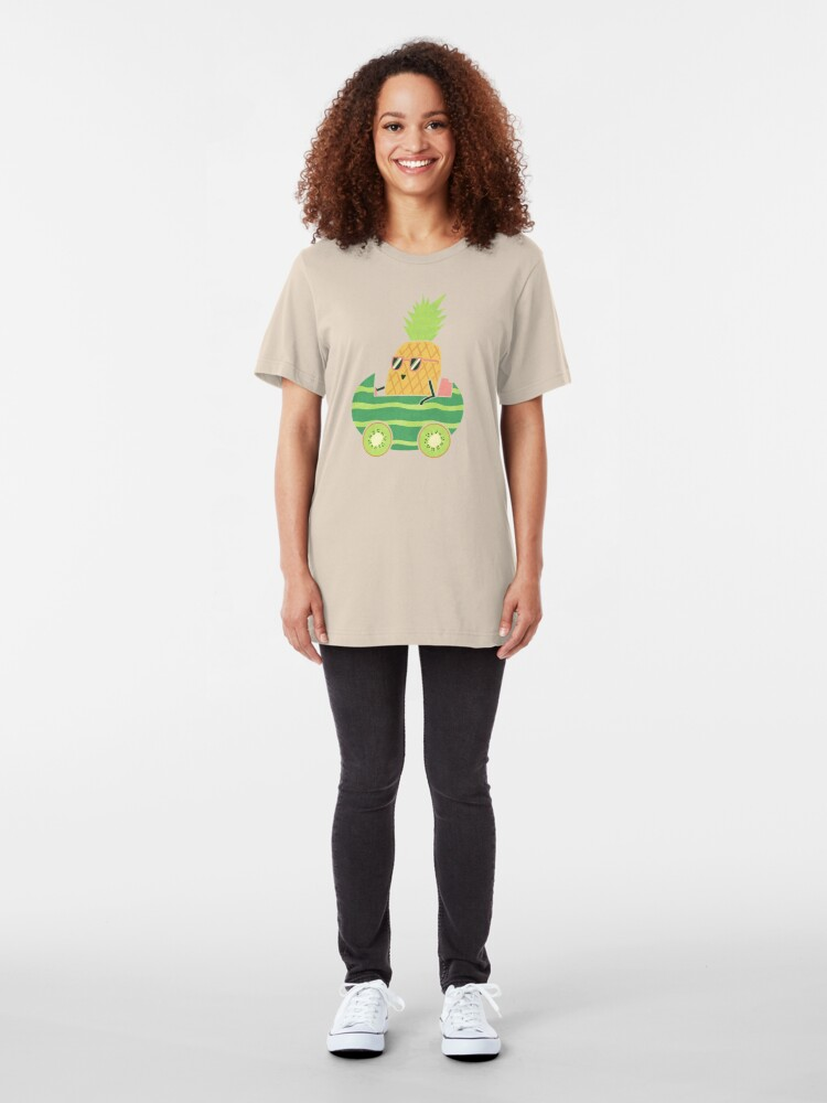 Alternate view of Summer Drive Slim Fit T-Shirt