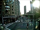Passing Over Back Bay - Boston, Massachusetts © 2005 by Jack McCabe