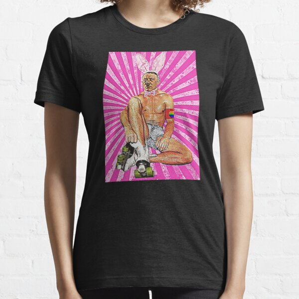 Infamous german roller boy – Hitler humor & Rollers funny joke design Essential T-Shirt