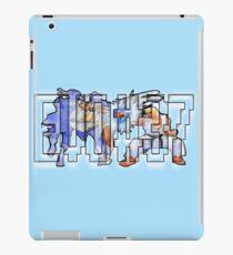 Evo #37 iPad Case/Skin