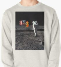 Super Mario On the Moon Pullover